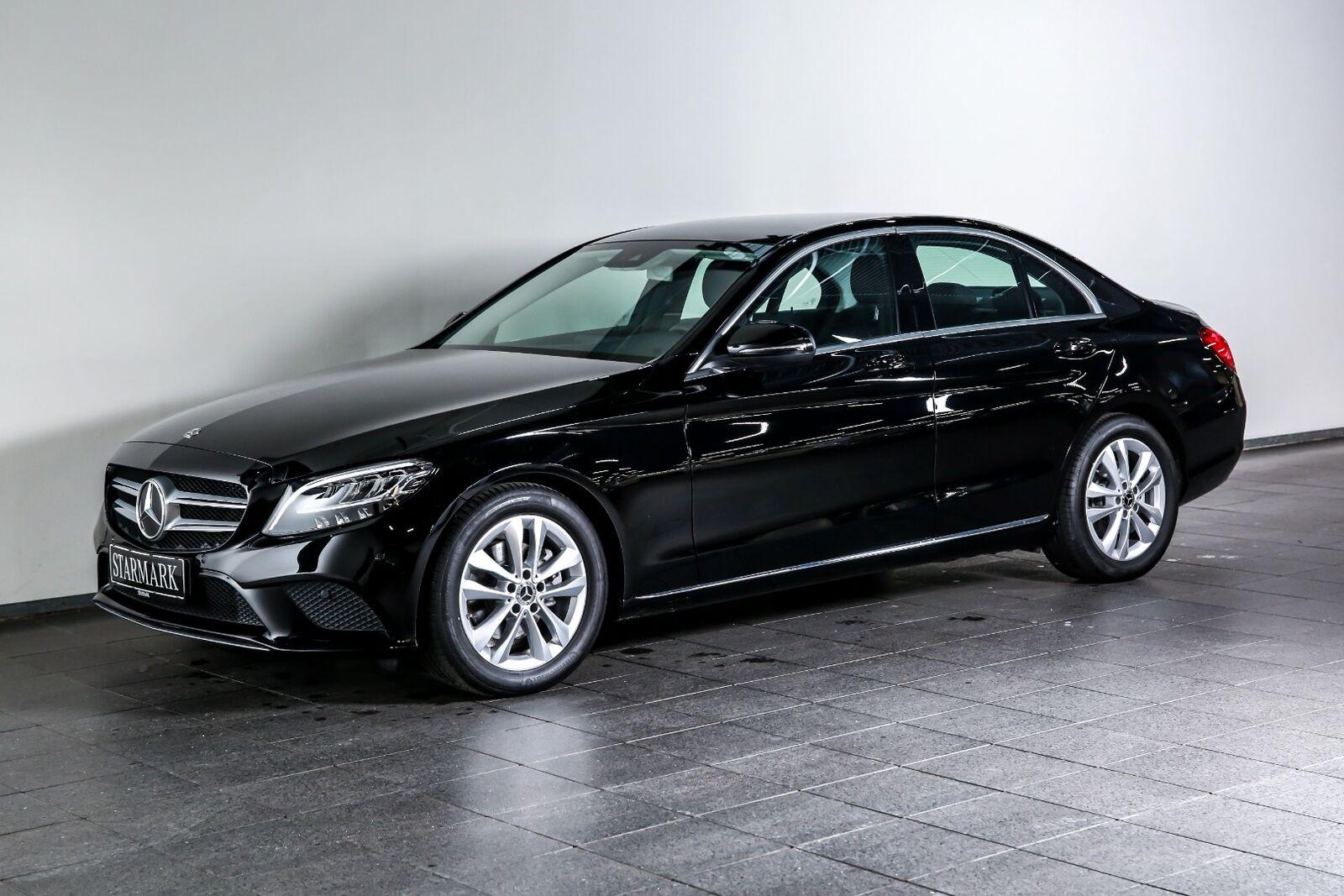 Mercedes-Benz C200 1,5 Avantgarde aut.