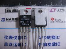 1x VPR221Z 6R00 1.0/% Vishay Foil Resistors Y16906R00000F0L