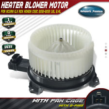 NEW FRONT HVAC BLOWER MOTOR FITS HONDA CIVIC 2012-2013 79311-TR0-A01 79311TR0A01