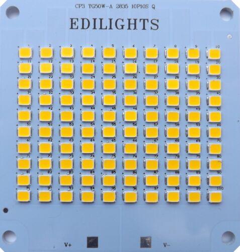 MODULO LED MULTICHIP 50W ALTA QUALITA/' BIANCO WHITE 3000-3500K LED FLOOD LIGHT