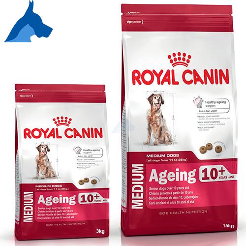 in vendita online Alimento per cani Royal Canin Medium Ageing Ageing Ageing + 10 tutti i formati  benvenuto a scegliere