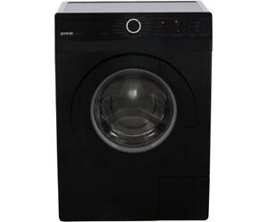 gorenje w6222pb s waschmaschine freistehend schwarz neu ebay. Black Bedroom Furniture Sets. Home Design Ideas