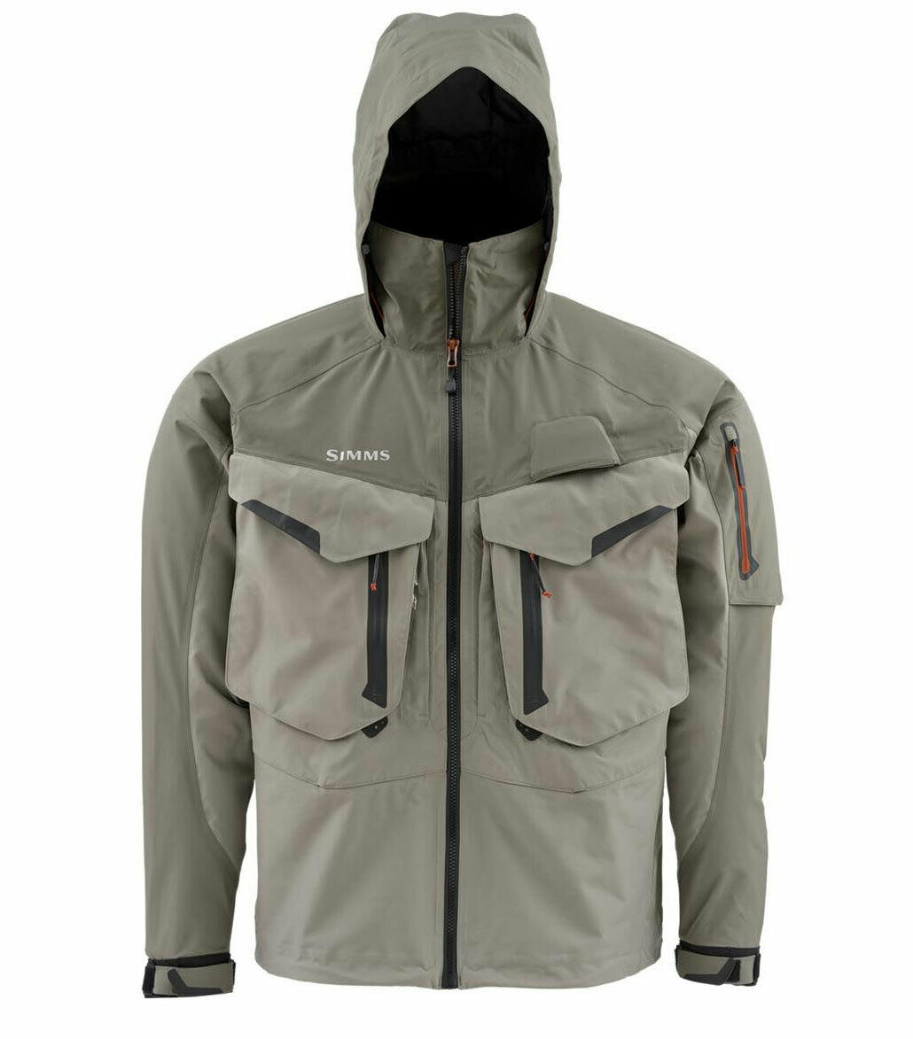 Simms G4 Pro Wading Jacket  Wetstone  Diuominiione M  Sale & gratuito US Shipping