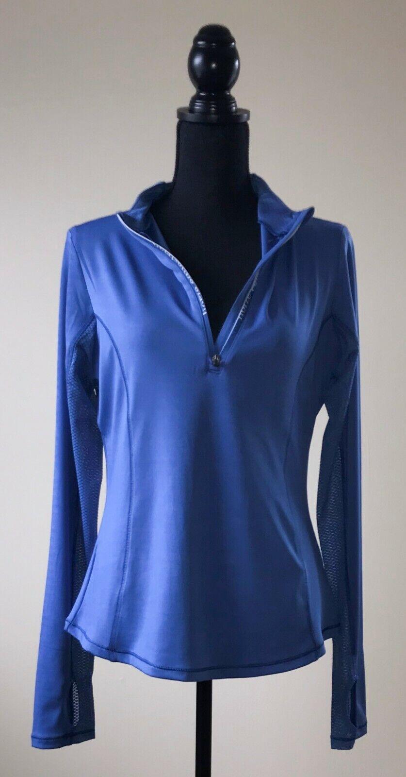 Horze Brittany Functional Shirt   Cobalt  12  discount