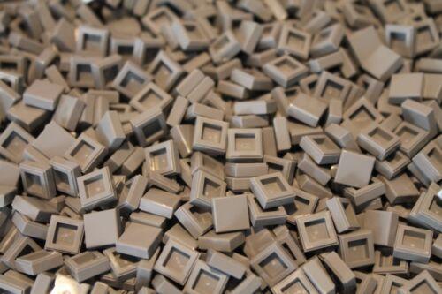 3070 Fliese 1x1 in Neu Hellgrau 500 x LEGO® Tile Light Bluish Gray NEU