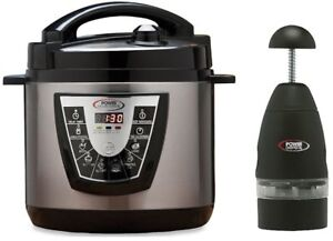 Power-Pressure-Cooker-XL-10-QT-Electric-Canner-As-Seen-on-TV-Bonus-Pack-Chopper