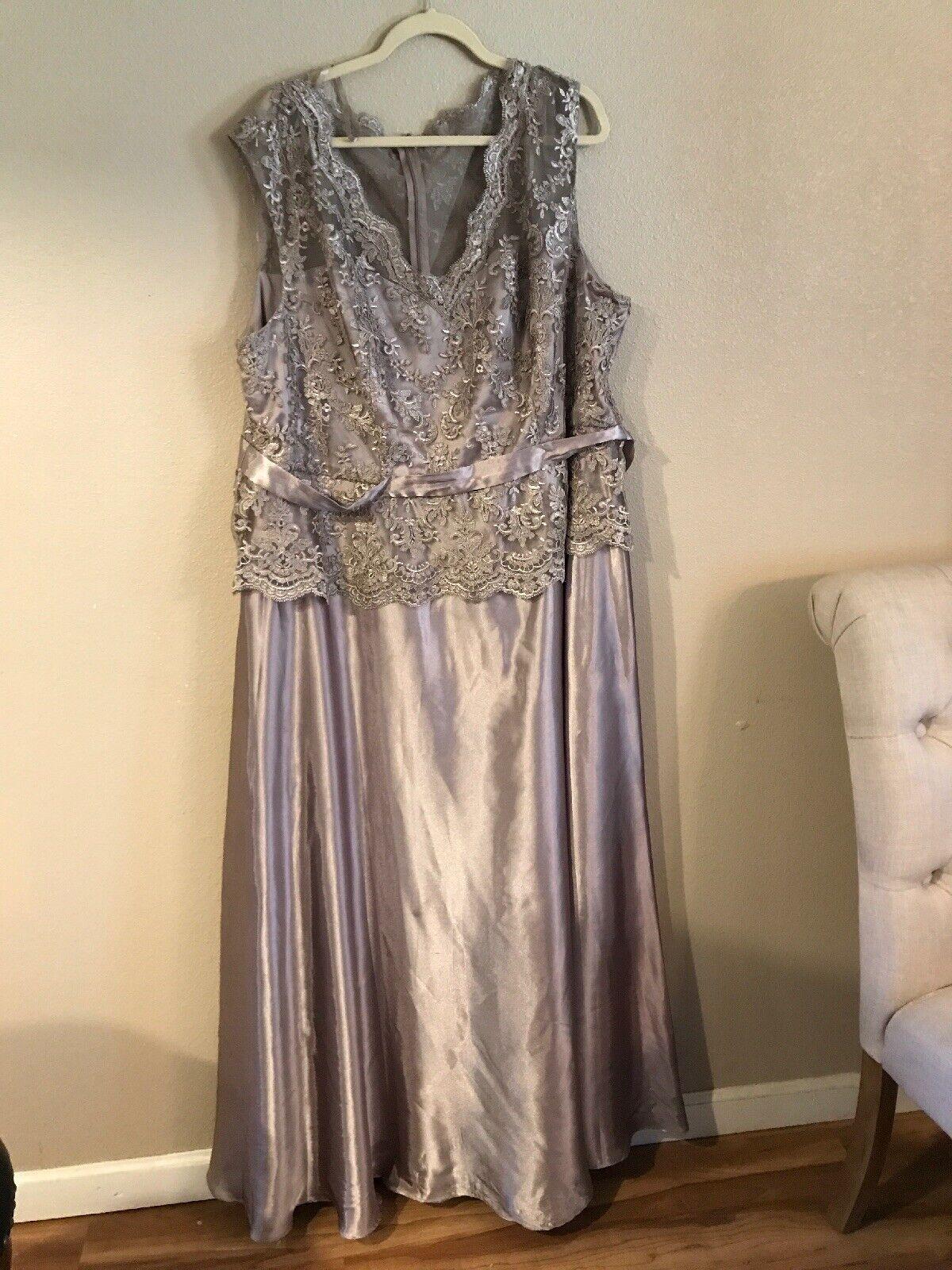 Plus Size Cachet From Dillards Dress Size 24w