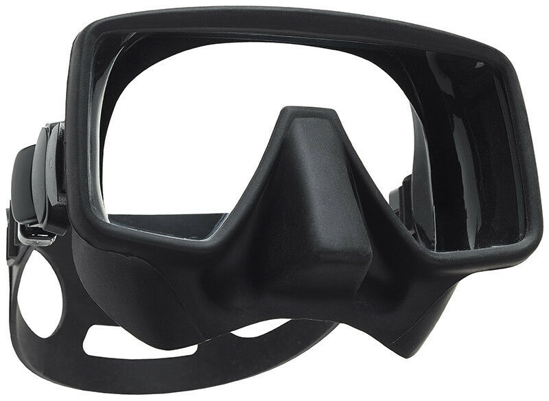 Scubapro Scubapro Scubapro Frameless Gorilla Tauchermaske schwarz Diving Mask 824573