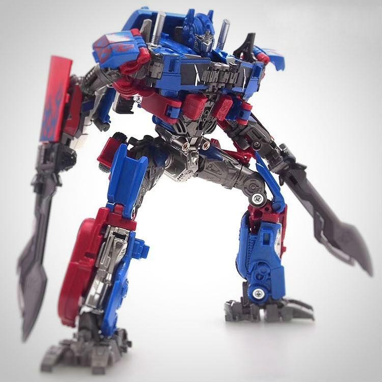 TRANSFORMERS - Optimus Prime SS-05 Figura de Accion 22 cm Wei Jiang
