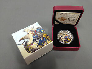 2014-Royal-Canadian-Mint-1oz-Silver-Coin-Legend-of-Nanaboozhoo