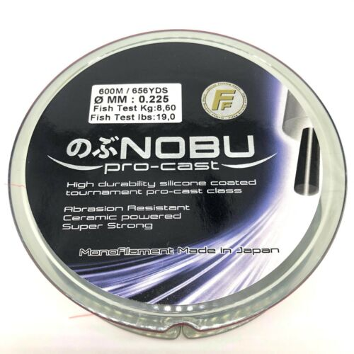 Details about  /Pro Cast High Strength Sea Fishing Line 600m High Visibility All Sizes Orange