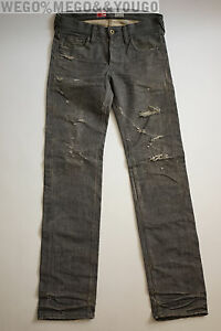 PRPS Japan Noir Men Jeans P59P03VBL Gray Selvedge Denim Jeans size ...