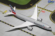 GEMINI JETS AMERICAN AIRLINES  B787-9 1:400 DIE-CAST MODEL N820AL GJAAL1603