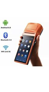 Details about Sunmi V1s Android POS Terminal Handled PDA - 3G / WiFi  Bluetooth / Printer