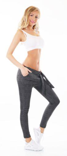 Thermo pantaloni tubi pantaloni Tessuto Pantaloni A Quadri Motivo A Quadri Stretch foderato Business