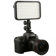 DV DSLR Camera Pro 170 LED Video Studio Light Lighting Lamp Panel fr Canon Nikon