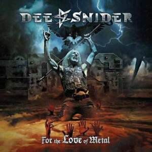 Dee-Snider-For-The-Love-Of-Metal-NEW-CD-ALBUM