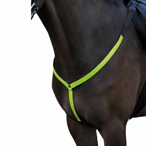Horse Guard Reflex vorderzeug pour chevaux-Warmblut réfléchissant Nuit