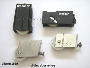 Sliding Glass Door Rollers Amp Wheels 1 Pair Stegbar