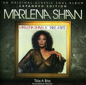 Marlena-Shaw-Take-A-Bite-2011-Expanded-Edition-CD-NEW-SEALED-SPEEDYPOST