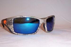 0674f69f2b2 NEW COSTA DEL MAR SUNGLASSES BLACKFIN REALTREE CAMO BLUE MIRROR 580G ...