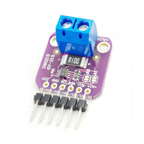 INA219 I2C//IIC Bi-directional Current Power Monitor Power Supply Detect Sensor