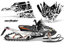 AMR Racing Arctic Cat M Series Snowmobile Graphic Kit Sled Wrap Decals NRTHSTR W