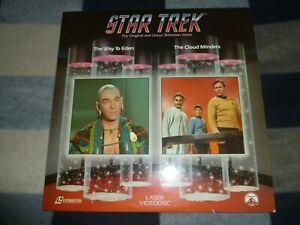 Star-Trek-TV-Series-The-way-to-Eden-The-cloud-minders-laserdisc