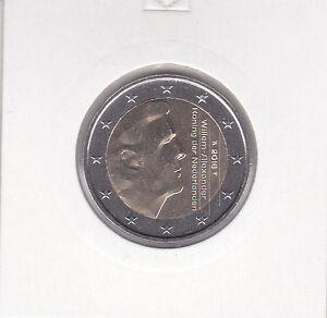Niederlande Kursmünze ST. (Wählen Sie zwischen 1 Cent - 2 Euro  Jahr 1999 -2021)