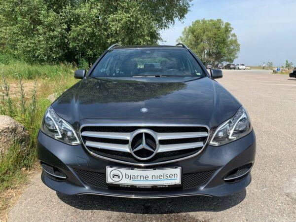 Mercedes E350 3,0 BlueTEC Avantgarde stc. aut. - billede 1