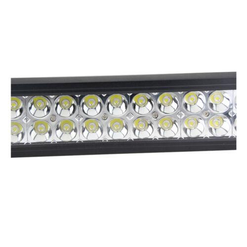 52inch 300W LED Light Bar Combo Lamp Offraod ATV UTE+Wiring Kit+2X 18W Pods Cube