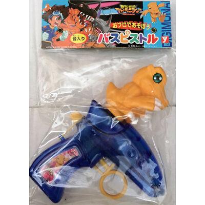 Yataka Digimon collectible - Agumon Water gun toy