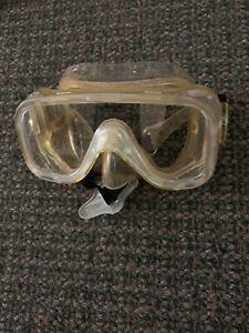 US-Divers-Snorkel-Yellow-Mask