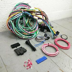 [DIAGRAM_3ER]  1963 - 1966 Barracuda Wire Harness Upgrade Kit fits painless new update  fuse KIC   eBay   1966 Barracuda Wiring Harness      eBay