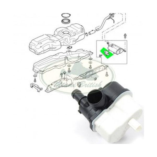 Land Rover Fuel Tank Valve Diagnostic Loss Detection Rr Sport Lr2