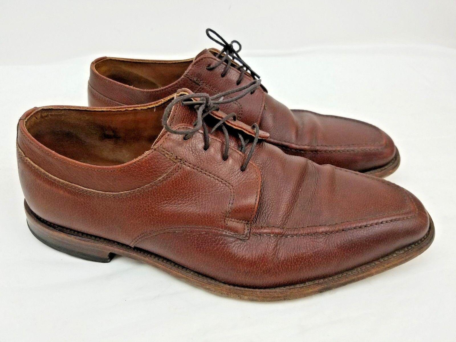 Allen Edmonds Jackson Brown Leather Oxford Men's shoes Size 11