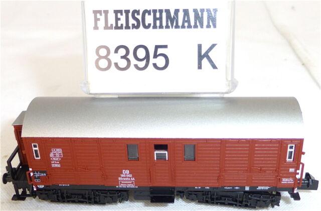 Fleischmann 8395K Venture 4 Assi Nuovo 1:160 N HQ6 Μ