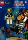 LEGO City: Police Mission Activity Book with Minifigure by Penguin Books Ltd (Paperback, 2015)