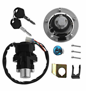 Ignition-Switch-fuel-tank-cap-lock-key-set-For-Suzuki-GSXR600-750-SV650-GSX-R750