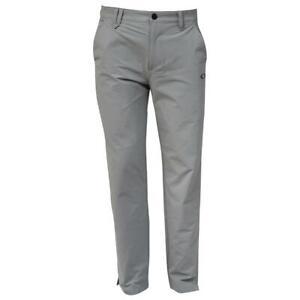 Oakley-Take-Pro-Pant-Size-32-M-Stone-Grey-Mens-Casual-Dress-Golf-Pants-Trousers