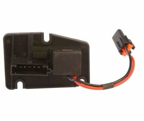 For Buick Chevy Pontiac 97-05 Heater Blower Motor Speed Resistor Dorman 973-000