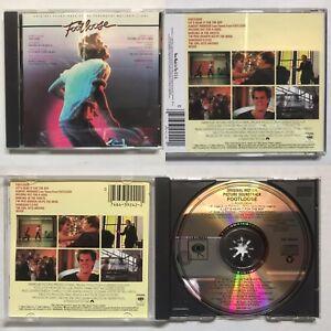 Various Footloose Original Soundtrack Cd 1984 Early Press Ck 39242
