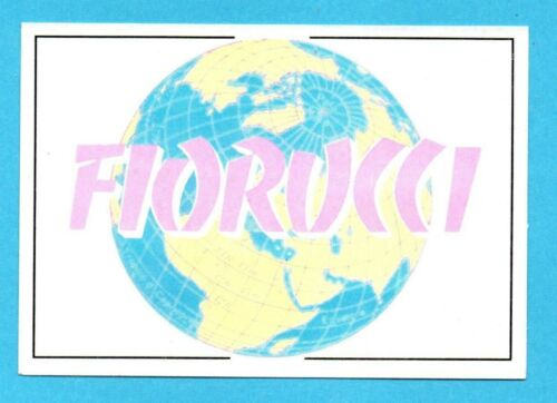 FIORUCCI-PANINI 1984-FIGURINA a scelta-STICKER at choice-Recuperata