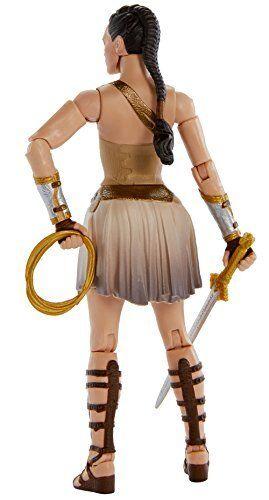 DC Comics Multiverse Wonder Woman Movie Diana Of Themyscira Action Figure