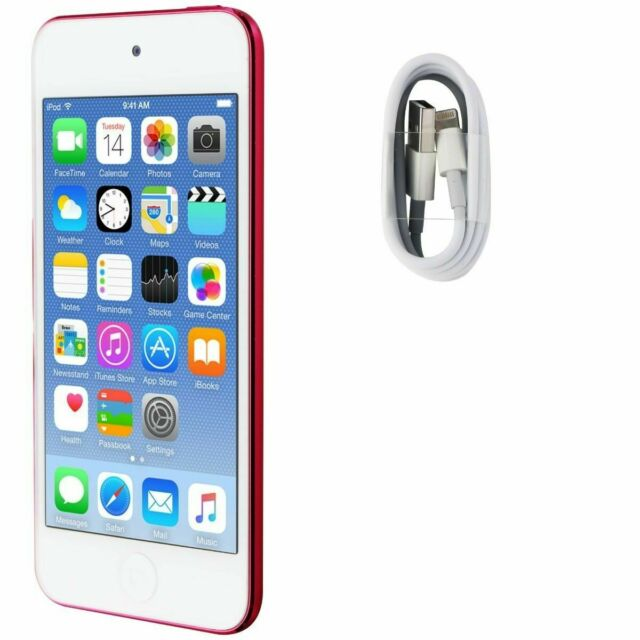 16 GB Wi-Fi MP3 MP4 Player Apple iPod Touch 5th Generation Pink Retail Box