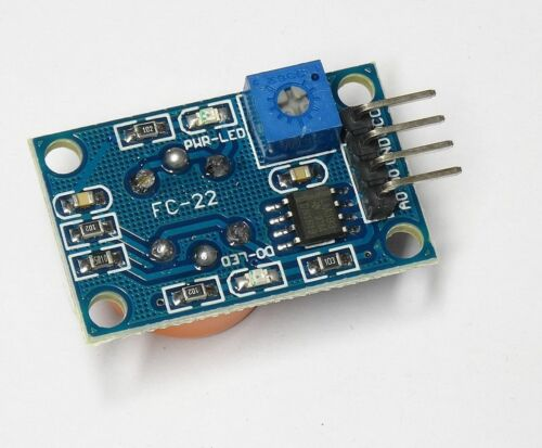 Mq-3 mq3 alcohol etanol gas sensor módulo alarma para Arduino 153
