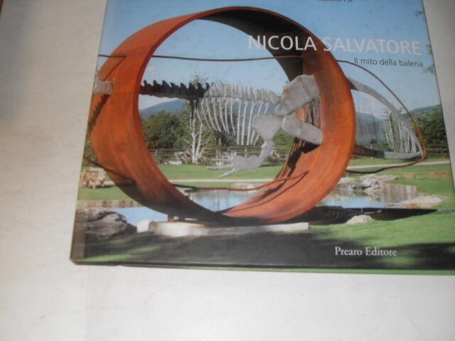 FIZ - NICOLA SALVATORE - ED.PREANO - 2009