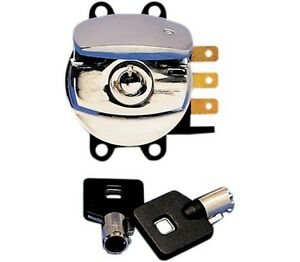 FAT-BOB-IGNITION-SWITCH-WITH-KEYS-HARLEY-SOFTAIL-HERITAGE-FXST-SPRINGER-FAT-BOY