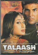 TALAASH - AKSHAY KUMAR - KAREENA KAPOOR - NEW BOLLYWOOD DVD for sale online
