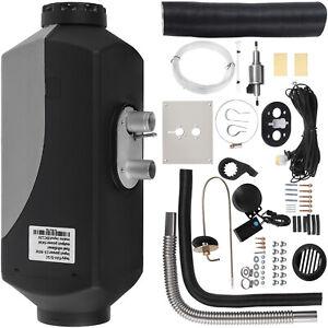 12V 5KW Diesel Luftheizung Sprachübertragung  Air Heater Heizgerät GREAT